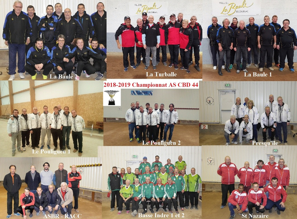 Photos Championnat départemental AS